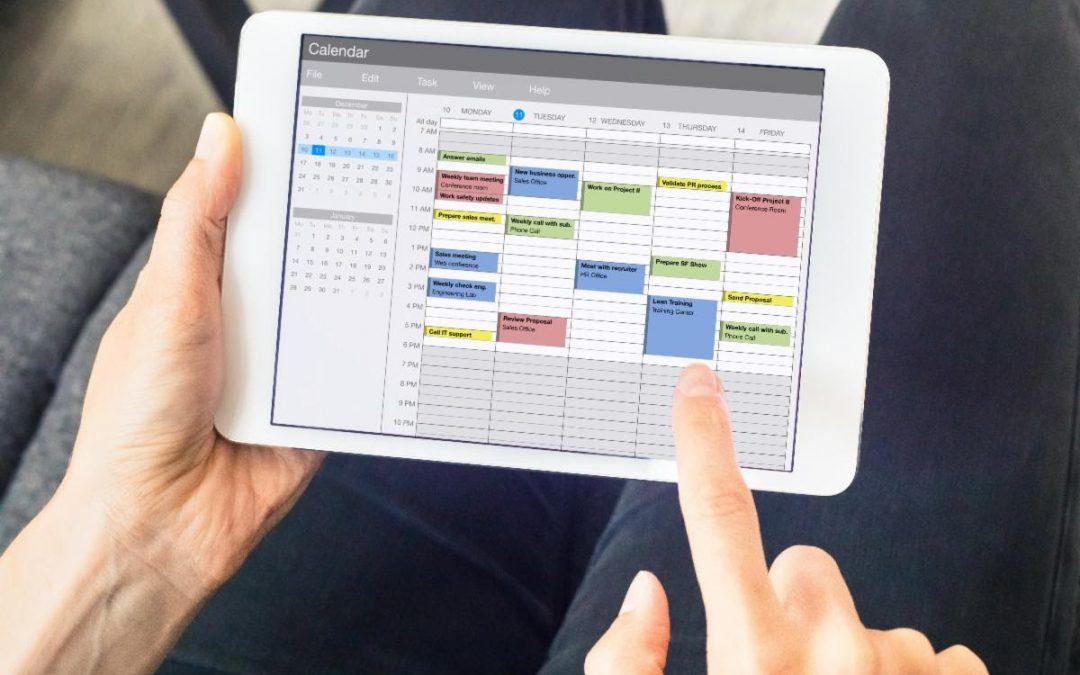 New Online Booking Proceedure